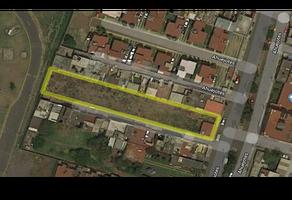Foto de terreno habitacional en renta en ahuejotes 257 , ampliación san marcos norte, xochimilco, df / cdmx, 12756095 No. 01