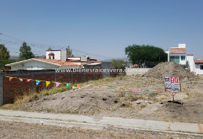 Foto de terreno habitacional en venta en ajuchitlancito , tequisquiapan centro, tequisquiapan, querétaro, 14159138 No. 01