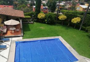 Foto de casa en venta en ajusco , rancho cortes, cuernavaca, morelos, 0 No. 01