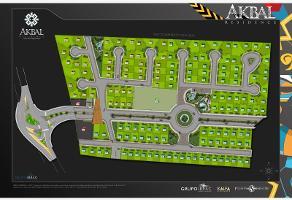 Foto de terreno habitacional en venta en akbal 3, balcones de vista real, corregidora, querétaro, 6343455 No. 01