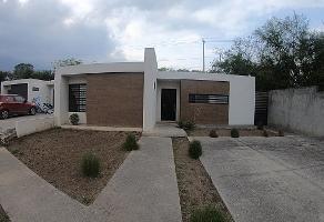 Foto de casa en venta en al abra. , el cerrito, santiago, nuevo león, 14360653 No. 01