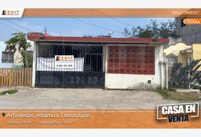 Foto de casa en venta en alamo 62, arboledas, altamira, tamaulipas, 19139235 No. 01