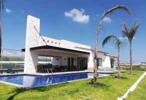Foto de terreno habitacional en venta en alamo , residencial el parque, el marqués, querétaro, 0 No. 01