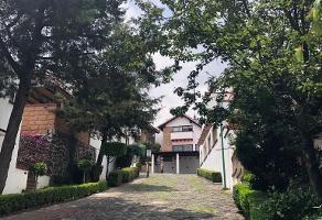 Foto de casa en venta en alamos , san nicolás totolapan, la magdalena contreras, df / cdmx, 15884669 No. 01