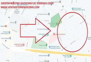 Foto de terreno habitacional en venta en alberca olimpia 30, general pedro maria anaya, benito juárez, df / cdmx, 0 No. 01