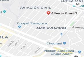Foto de terreno comercial en venta en alberto braniff , aviación civil, venustiano carranza, df / cdmx, 12104856 No. 01