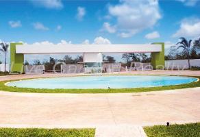 Foto de terreno habitacional en venta en alcanfor 01, supermanzana 2 centro, benito juárez, quintana roo, 12429646 No. 01