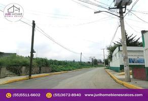 Foto de terreno habitacional en venta en alcanfor , san mateo tezoquipan miraflores, chalco, méxico, 21776758 No. 01