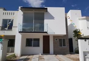 Foto de casa en venta en alcázar , residencial cedros, jesús maría, aguascalientes, 12018410 No. 01