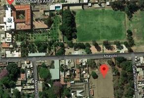 Foto de terreno habitacional en venta en aldama 180, santa anita, tlajomulco de zúñiga, jalisco, 0 No. 01