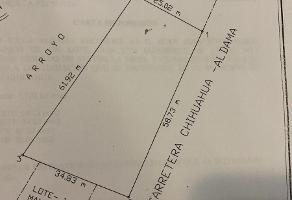 Foto de terreno habitacional en venta en  , aldama centro, aldama, chihuahua, 13819092 No. 01