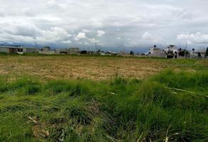 Foto de terreno habitacional en venta en aldama , san cristóbal huichochitlán, toluca, méxico, 15800230 No. 01