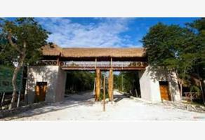 Foto de terreno habitacional en venta en aldea coral 407, xcaret, solidaridad, quintana roo, 0 No. 01