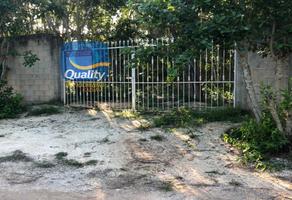 Foto de terreno habitacional en venta en alerce , cancún centro, benito juárez, quintana roo, 0 No. 01
