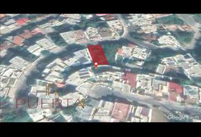 Foto de terreno habitacional en venta en alfredo bernardo nobel , country sol, guadalupe, nuevo león, 17595247 No. 01