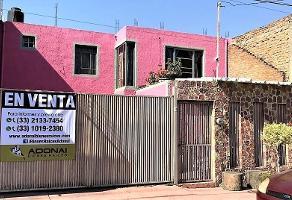 Foto de casa en venta en alfredo carrasco , insurgentes 1a secc, guadalajara, jalisco, 0 No. 01