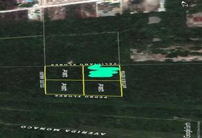 Foto de terreno habitacional en venta en  , alfredo v bonfil, benito juárez, quintana roo, 18936875 No. 01
