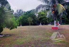 Foto de terreno habitacional en venta en  , alfredo v bonfil, benito juárez, quintana roo, 19359202 No. 01