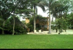Foto de terreno habitacional en venta en  , alfredo v bonfil, benito juárez, quintana roo, 0 No. 01