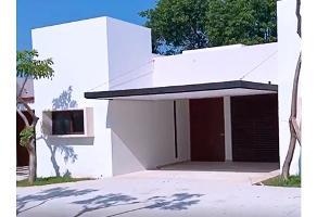 Foto de casa en venta en  , algarrobos desarrollo residencial, mérida, yucatán, 0 No. 01