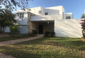 Foto de casa en venta en  , algarrobos desarrollo residencial, mérida, yucatán, 20174977 No. 01