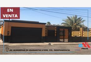 Foto de casa en venta en alhondiga de granaditas 1098, independencia, mexicali, baja california, 0 No. 01