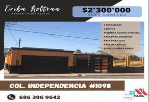 Foto de casa en venta en alhondiga de granaditas , independencia, mexicali, baja california, 0 No. 01