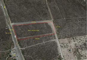 Foto de terreno habitacional en venta en  , alianza real, el carmen, nuevo león, 18453530 No. 01