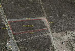 Foto de terreno habitacional en venta en  , alianza real, el carmen, nuevo león, 7041831 No. 01