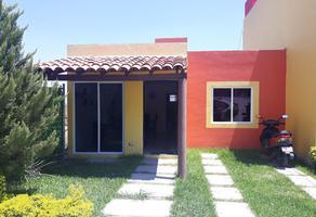 Foto de casa en venta en  , alianza, zacatepec, morelos, 14100893 No. 01