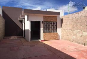 Foto de casa en venta en alicia juárez 100, valle del guadiana, durango, durango, 0 No. 01