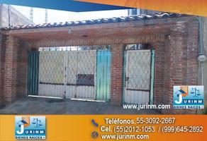 Foto de casa en venta en allende , santiago tepopula, tenango del aire, méxico, 17918055 No. 01