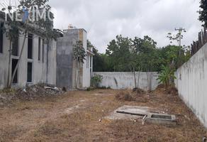 Foto de terreno habitacional en venta en almendros , supermanzana 312, benito juárez, quintana roo, 0 No. 01