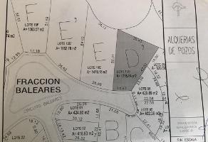 Foto de terreno habitacional en venta en  , alquerías de pozos, san luis potosí, san luis potosí, 14855838 No. 01