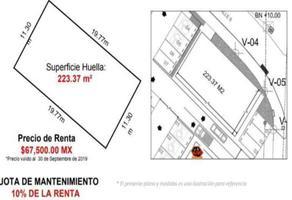 Foto de terreno habitacional en renta en  , altabrisa, mérida, yucatán, 14177347 No. 01