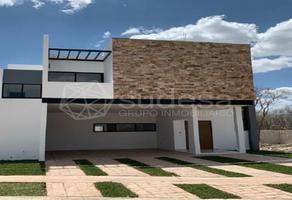 Foto de casa en venta en  , altabrisa, mérida, yucatán, 14361792 No. 01