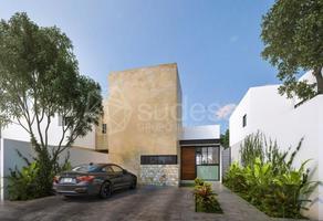Foto de casa en venta en  , altabrisa, mérida, yucatán, 14361958 No. 01