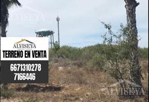 Foto de terreno comercial en venta en altata isla cortes , altata, navolato, sinaloa, 15180760 No. 01