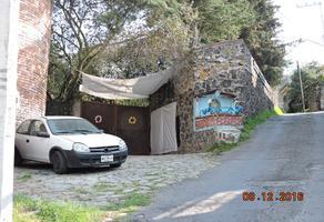 Foto de terreno habitacional en venta en altavista s/n , san miguel xicalco, tlalpan, df / cdmx, 0 No. 01