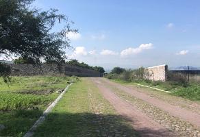 Foto de terreno habitacional en venta en  , alto, huimilpan, querétaro, 0 No. 01