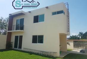 Foto de casa en venta en  , altos de oaxtepec, yautepec, morelos, 12241627 No. 01