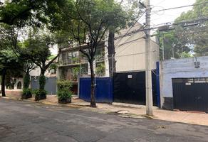 Foto de terreno habitacional en venta en alumnos , san miguel chapultepec ii sección, miguel hidalgo, df / cdmx, 18387450 No. 01