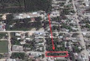 Foto de terreno comercial en venta en alvaro obregon , alfredo v bonfil, benito juárez, quintana roo, 4373110 No. 01