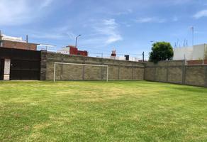 Foto de terreno comercial en venta en alvaro obregon 101, ex-hacienda la carcaña, san pedro cholula, puebla, 15897902 No. 01