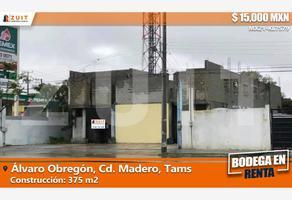 Foto de bodega en renta en álvaro obregón 1402, vicente guerrero pról., ciudad madero, tamaulipas, 0 No. 01