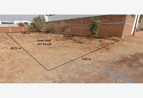 Foto de terreno habitacional en venta en alvaro obregon 70, cholula, san pedro cholula, puebla, 19021587 No. 01