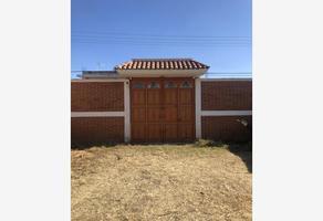 Foto de terreno habitacional en venta en  , amajac, chiautla, méxico, 0 No. 01