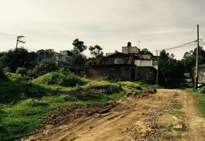 Foto de terreno habitacional en venta en amalillo , san andrés totoltepec, tlalpan, df / cdmx, 17864855 No. 01