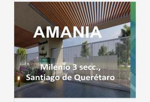Foto de terreno habitacional en venta en amania 1, el mirador, el marqués, querétaro, 20023500 No. 01