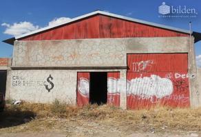 Foto de bodega en venta en amapola 100, valle florido, durango, durango, 15241854 No. 01